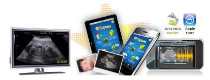 Online ultrasound